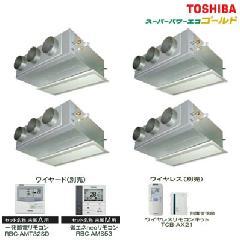 東芝 天井埋込形 ビルトインタイプ スーパーパワーエコゴールド ABSF22455A
