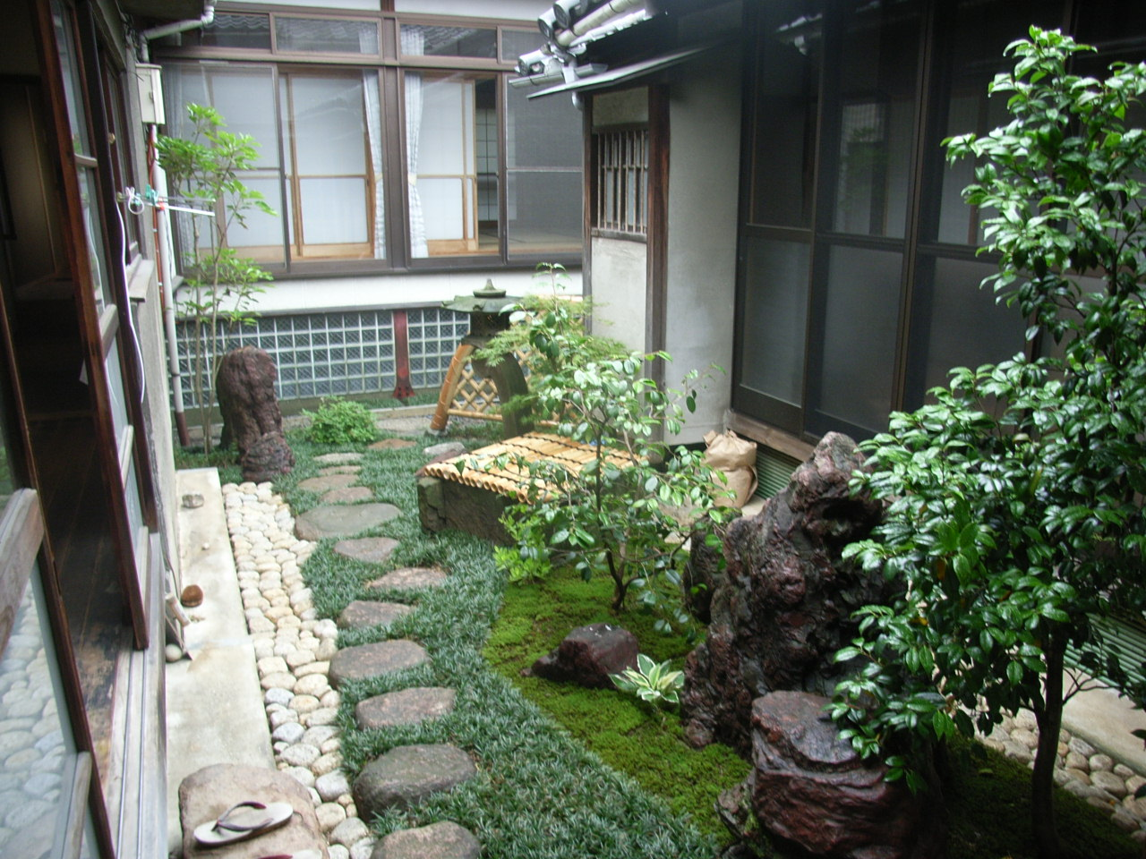 for Japanese garden small space