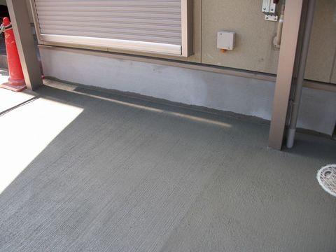 オープン外構の駐車場の拡幅  (駐車場増設 駐車スペースデザイン)池田市