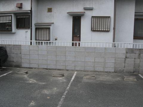 ブロック塀の補修