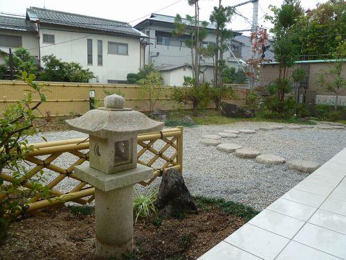 主庭(メインガーデン)について…  (菜園 芝庭 ローメンテナンス 雑木の庭  DIY)