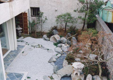 庭について考える   一級建築士、一級造園施工管理技士として