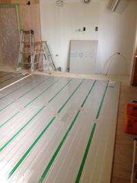 床暖房の販売・設置