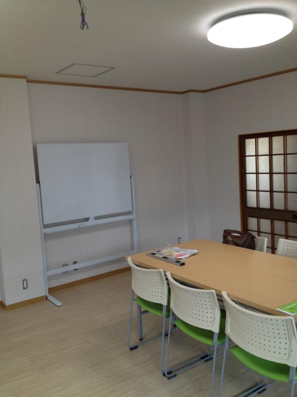 会議室リフォーム