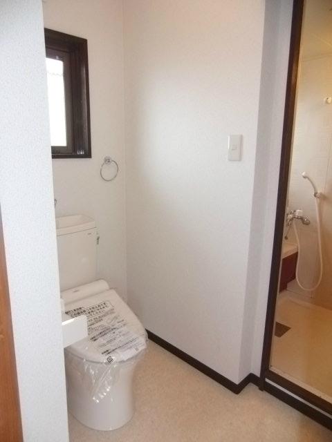 ハイツトイレ改装工事