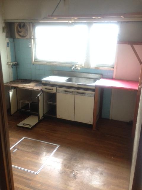 キッチン-改装前