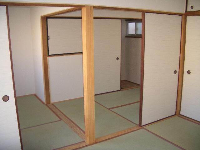 和室-改装後