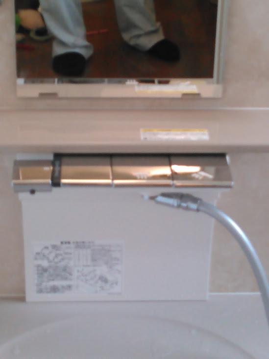 ライトタッチ水栓