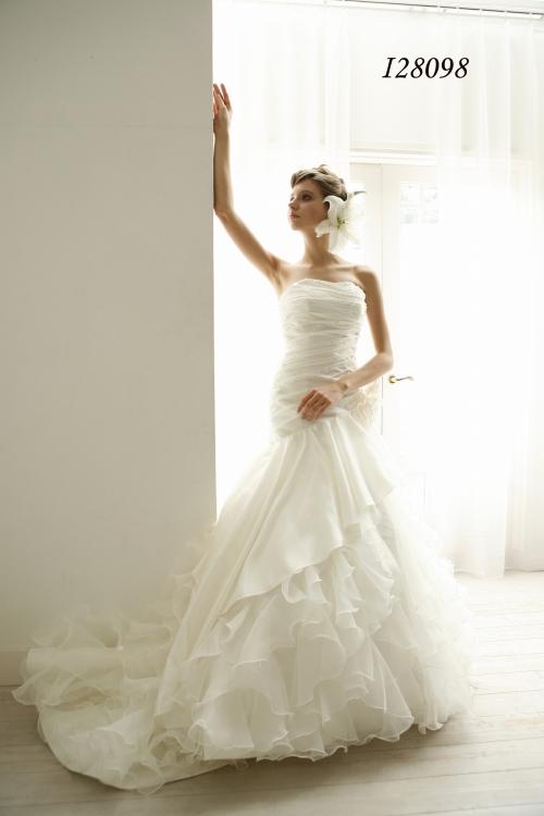 ウェディングドレス(レンタル) lnis128098