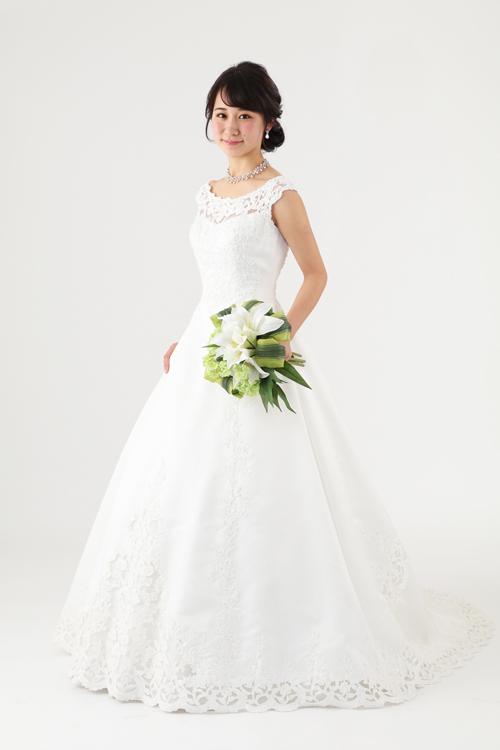 ウェディングドレス lnis 122152 レンタル