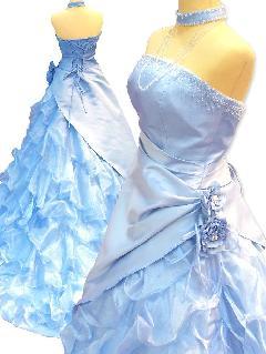 カラードレス lnis161070-BL