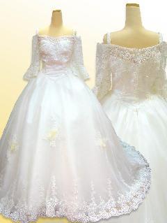 ウェディングドレス HJA-2822