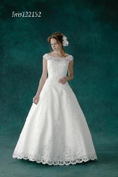 ウェディングドレス lnis 122152