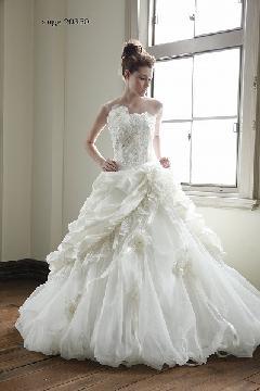 ウェディングドレス ange 20350