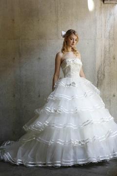 ウェディングドレス I20442