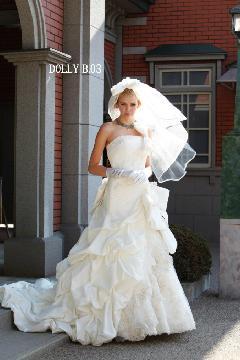 ウェディングドレス DollyB 03