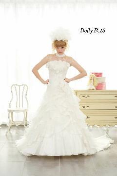 ウェディングドレス DollyB 15