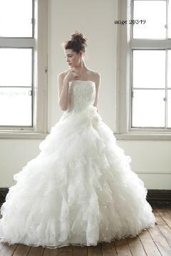 ウェディングドレス ange 20349