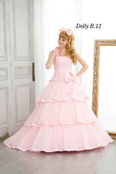カラードレス DollyB 11