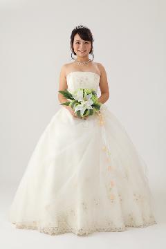 ウェディングドレス HJA-3415F