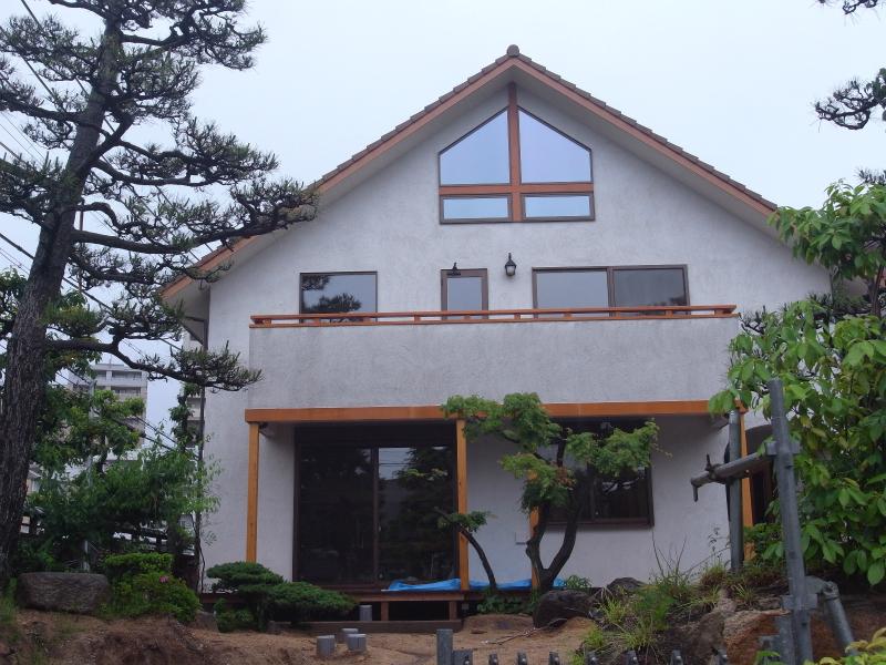 宝塚 南口の家