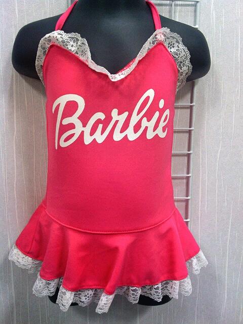 Barbieワンピース水着