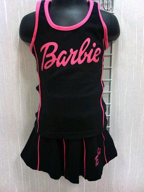 Barbieスカートセット