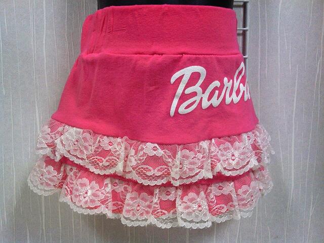 BarbieレースSK
