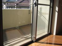 住宅用の窓ガラス