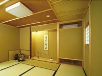 京壁の上塗り
