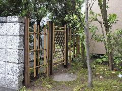 新潟市中央区 I邸 竹垣リフォーム