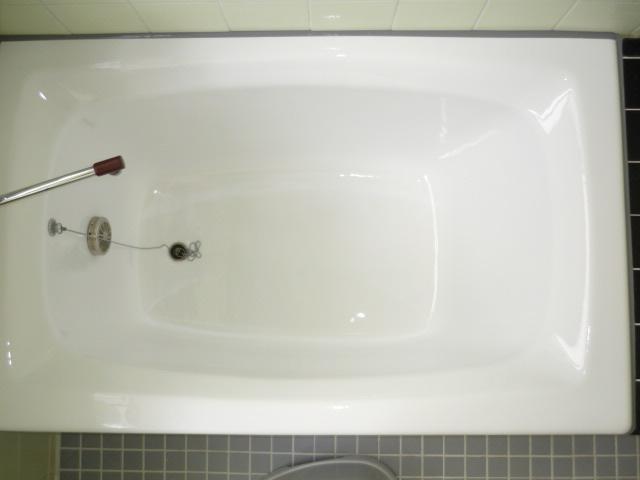 浴槽カラーコーティング(福島県郡山市)