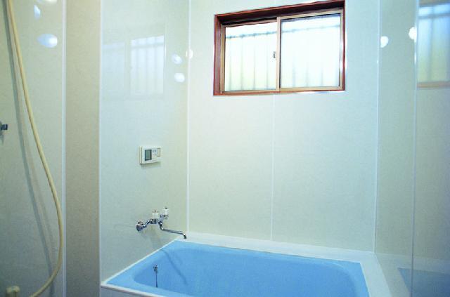 浴室壁のリフォーム(福島県郡山市)