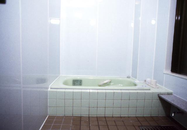 浴室壁のリフォーム(福島県福島市)