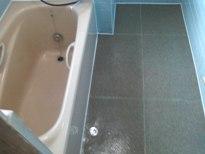 浴槽の交換(福島県西郷村)