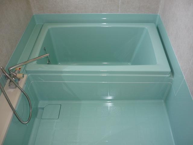 浴室カラーコーティング(福島県須賀川市)