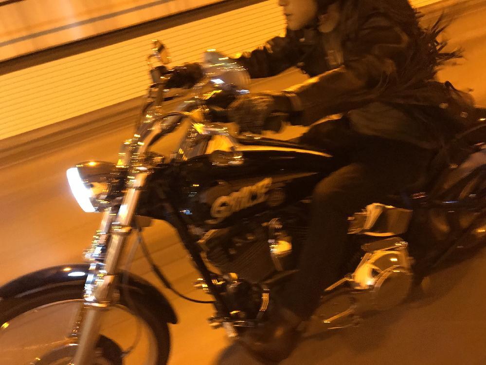 大人気映画シリーズ『HiGH&LOW』で当店のバイクが使用されました。