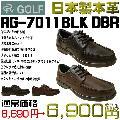 RECOVA GOLF RG-7011 日本製本革ウォーキングシューズ