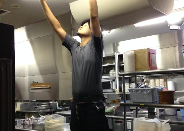 渋谷の業務用エアコン清掃