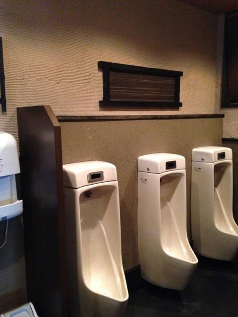 飲食店のトイレ清掃