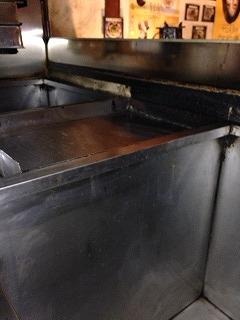 厨房の汚れ