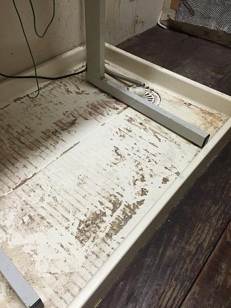 美容室汚れ