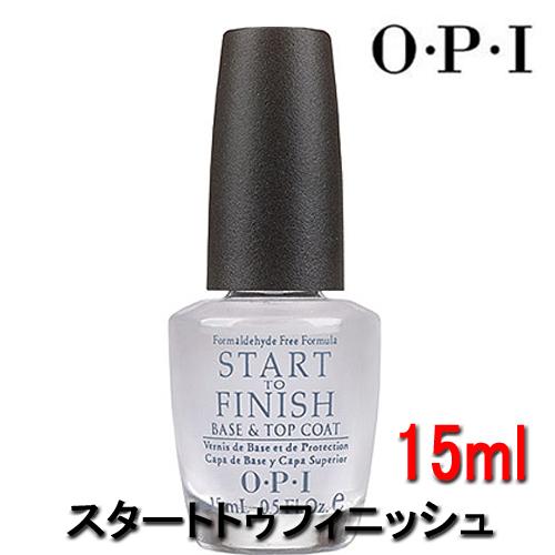 OPI スタートトゥ フィニッシュ(NTT71-JP/15ml) O・P・I