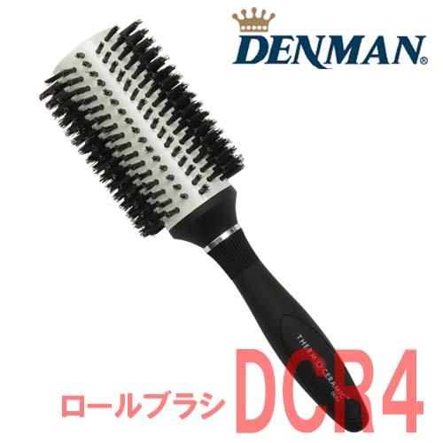 デンマン DCR4 サーモセラミック ロールブラシ Denman