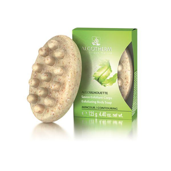 アルゴテルム化粧品 サボン エクスフォリアン 125g ボディ用石鹸/角質除去/ソープ