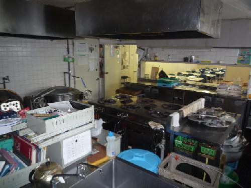 都内 企業内の厨房・食堂 ねずみ駆除