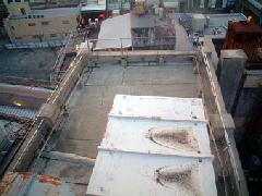 屋上修復防水工事2