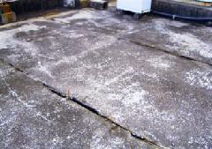 屋上修復防水工事1