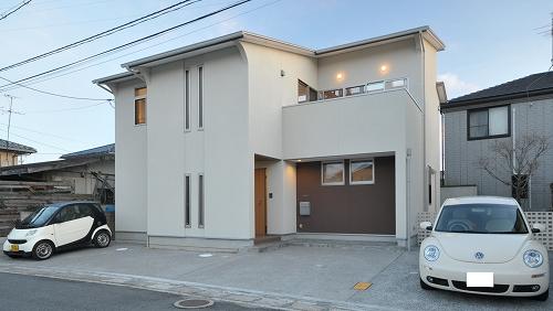 【岡山市中区】山崎の家