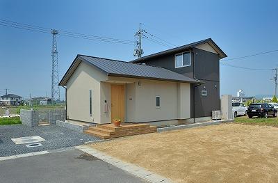 【岡山市南区】 藤田の家